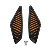 Аксессуары для модификации мотоцикла Воздухоочиститель Пылезащитный чехол для мотоцикла Крышка воздушного фильтра Воздушный фильтр Пылезащитный чехол