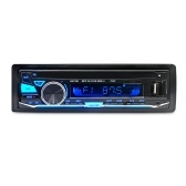 Multifunction Wireless Car Radio Stereo Media Player 4 Loud Speaker Colorful Key Lights