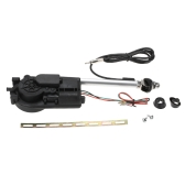 Universal Auto Car Power Electric antena AM FM Radio mástil antena 12V coche SUV