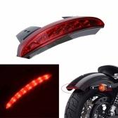 Motorcycle Chopped Dirtboard Edge Brake Stop LED Taillight Akcesoria lamp do Motorbike Sportster