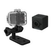 Quelima SQ12ミニ1080P FHD車DVRカメラ防水ケースシェル