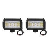 5-дюймовый 84W 28 светодиодных фонарей для рабочего света 9-32V Flood Spot