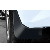 4 Pcs Preto Carro Mud Flaps Respingo Guard Fender Guarda-Lamas Apto Para Tesla Modelo 3 2016-2019