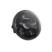 5,75-дюймовый светодиодный прожектор мотоцикла проектор фары супер широкоугольный дальнего света