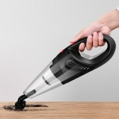 Car Vacuum Cleaner Dust 120W 6000Pa Strong Suction Handheld Vacuum Wireless Quick Charging Vacuum