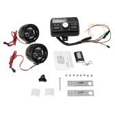 System głośników motocyklowych Głośniki Kierownica System audio Radio FM Motocykl FM Audio Głośnik MP3 Audio System Akcesoria