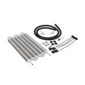 Getriebeölkühler Aluminium-Fernkondensatorsatz Auto-Hand-Kühler-Konverter Universal