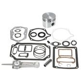 Engine Rebuild Kit Fit for Kohler K301 12HP K301A K301S K301AQS K301Q Standard