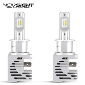 Novsight  H7 H4  H3 H1 Led Car Headlight 6000K  10000lm Pair Automotive H11 9005 9006 HB2 Hi/lo Beam Auto Headlamp