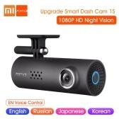 Xiaomi 70mai Smart Dash Cam 1S Car DVR 1080P HD Night Vision Voice Control (versione globale)