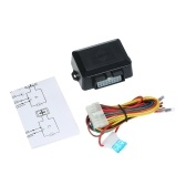 12V Universal Auto Power Window Control Window Open Closer Module for 4 Door Cars