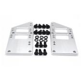Опоры двигателя LS Заготовка Алюминий LS Swap Kit Замена LS для Chevelle Camaro Nova
