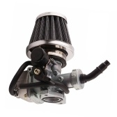 Carburetor with Air Filter Fuel Filter Replacement for Motorcycle Dirt Bike ATV Scooter with 110-140CC Engine