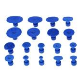 18Pcs Blue Dent Puller Tabs
