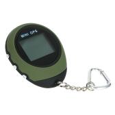 Localizador de llavero portátil Mini GPS Tracker
