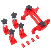 Universal 5Pcs Cam Camshaft Lock Holder Car Engine Cam Timing Locking Tool Set NOVO