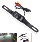 170 Degrees Night Vision Car Rear View Backup Camera Reverse Back Up Camera