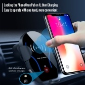 Wireless Car Charger Automatic Induction Car Phone Mount