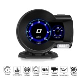 Display Head-up HUD con display LCD a colori ad alta definizione per strumenti multifunzione OBD F8