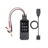 Universeller 2-in-1-OBDII-OBD-Scanner-Codeleser Auto-Code-Scan-Diagnosewerkzeug und Batteriedetektor Auto-Codeleser