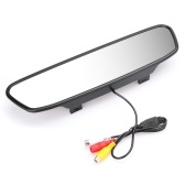 5-дюймовый цифровой цветной TFT ЖК-монитор заднего вида с зеркалом заднего вида для камеры DVD VCR