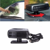 Portable Car HeaterDefroster Demister 2 in 1 12V