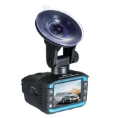 2in1 HD автомобиль скрытый DVR камеры рекордер радар лазерный детектор скорости