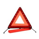 Refletor de aviso de triângulo, sinal de parada de segurança Refletor de sinal de emergência para carro Kit de triângulo seguro
