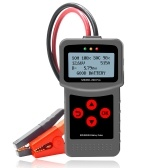 12V&24V Automotive Car Battery Tester Load Tester Multi-language 30-220Ah with USB for Printing
