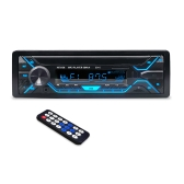 Wireless Car Radio Stereo Media Player 4 Loud Speaker BT AUX USB RDS MP3 MVH-290BT NO CD