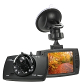 Cámara del coche Grabadora Coche DVR 720P Video Registrar Night Vision Caja negra Carcam Dash Camera