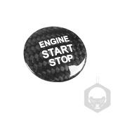 Углеродное волокно протектор автомобиля запуск двигателя стоп переключатель кнопки стикер зажигания стикер украшения интерьера автомобиля замена для Lexus NX200 NX300 GS ES200 ES250 CT RX300