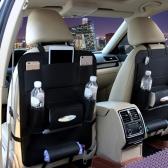 40 * 56 CM Car Seat Organizer Wielofunkcyjna torba do przechowywania Wieszak skórzana Seat Back Cover Przechowywanie kieszeni etui