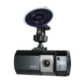 """2,7 """"TFT HD Full 1080P Car DVR Dash Camera Video Video Gravador de carro Driving Recorder com G-sensor Night Vision Loop Recording Parking Monitor"""