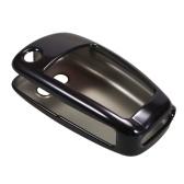 Funda TPU Key Fob para Audi A1 A2 A3 Q2 Q3 S3 Funda protectora para su llavero, Negro