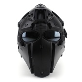 Motorcycle Helmet Full Face Bicycle Tactical Helmets Black
