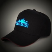 Game Fortress Night Cap Men and Women Duck Tongue Baseball Hat Night Light Trend