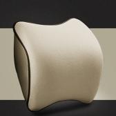 Miękki fotelik samochodowy Poduszka Memory Foam Head Poduszka na szyję Wygodne akcesoria samochodowe Poduszka ergonomiczna