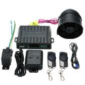 Steelmate 838N 1 voie voiture alarme système Match centrale verrouillage système & fenêtre plus près anti-détournement télé-ouverture à distance avec l