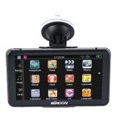 "KKmoon 7"" HD Touch Screen Portable GPS Navigator FM MP3 Video Player"