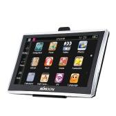 7 дюймовый GPS навигатор c разрешением экрана 800×480 пикселей
