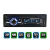 Second Hand Universal Car CD DVD MP3 Player Stereo Radio Player with In-Dash FM Aux Input SD/USB Port