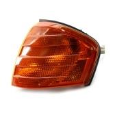 メルセデスベンツCクラスW2021994-2000の琥珀色のコーナーライトパーキングランプの正しい交換