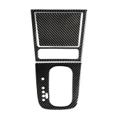 Car Carbon Fiber Interior Stickers Replacement For VW Golf 6 GTI R MK6 2008-12(Style A,Left Drive)