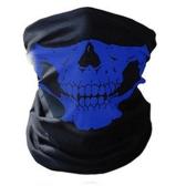 Unseamed Multifunctional Headband Czaszka Bandana Maska Kaski Maska Szyi Maska Szalik termiczny Halloween Props