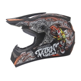 Casque de course de motocross de moto de Casco