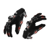 Summer Full Finger Motorcycle Gloves