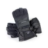 Gants doubles imperméables de sport d'hiver de moto