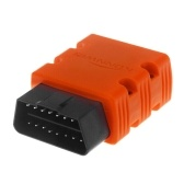 KONNWEI Mini BT Outils OBDII de diagnostic automatique de voiture sans fil OBDII Orange KW902