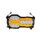 BMW R1250GS ADV 2021 Motorcycle Headlight Protector Grille Guard Cover Replacement